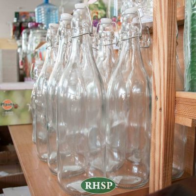 Butelki na soki i nalewki