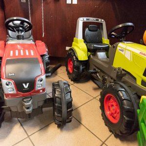 RHSP repliki maszyn rolniczych
