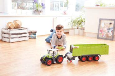 Zabawki dla małych pasjonatów pojazdów rolniczych