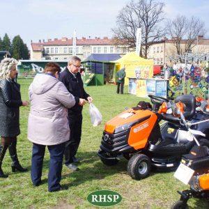 RHSP na Sądeckich Targach Ogrodniczych