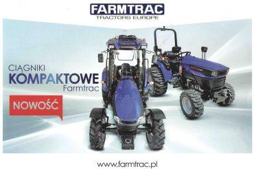FARMTRAC – ciągniki kompaktowe