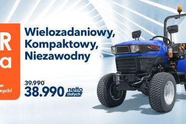 Farmtrac 30H 4WD – PROMOCJA