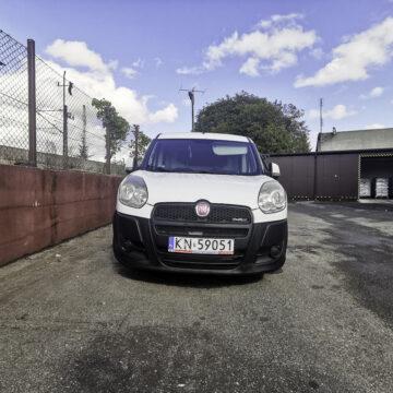 Fiat Doblo – do sprzedania