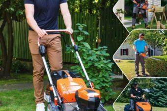 Zadbaj o swój ogród z najlepszym sprzętem